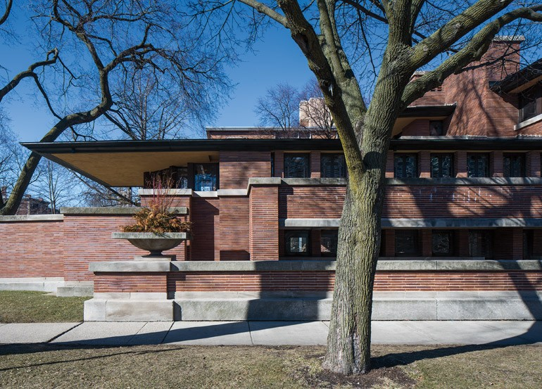 Robie House Architecture At The University Of Chicago