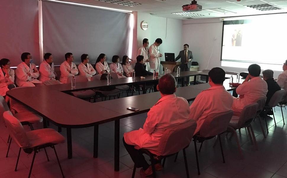 Dr  Mohan S  Gundeti, Director of Pediatric Urology Visits