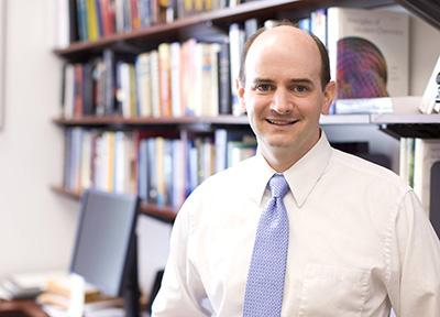 Gregory S. Engel Headshot Image