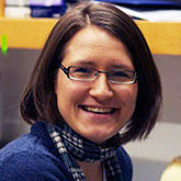 Monika Scholz, PhD Photo