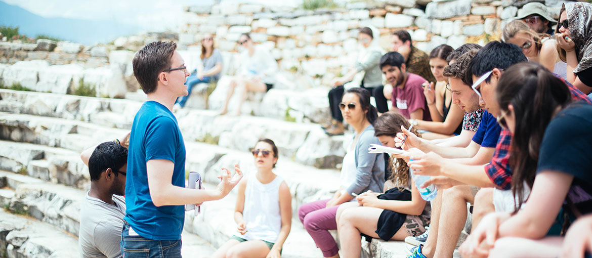 UChicago College students abroad