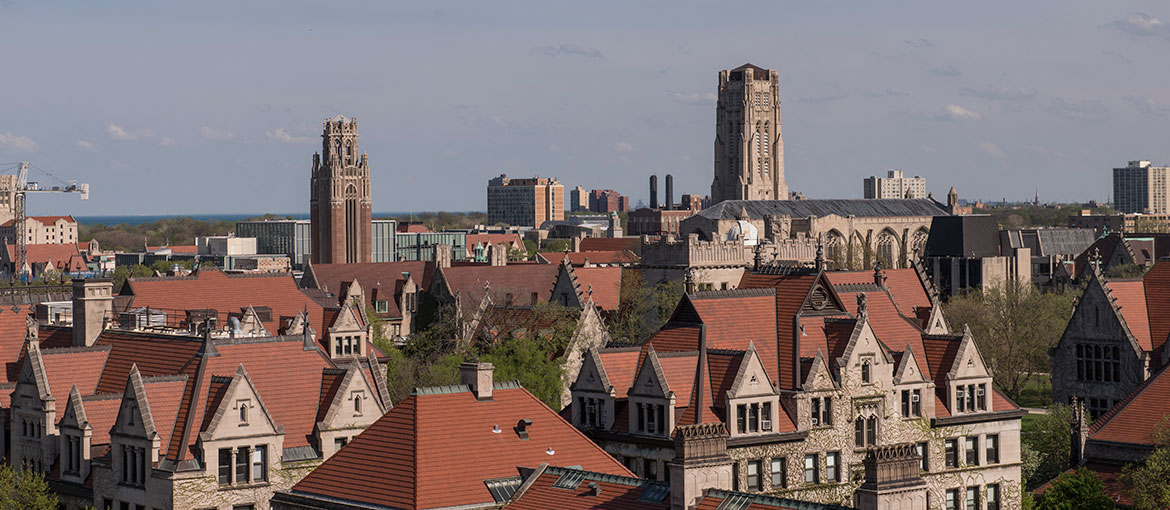 UChicago campus buildings