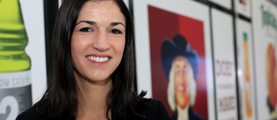 Kelsey Selman, MBA'13, went to work for PepsiCo following the completion of her Chicago Booth MBA.
