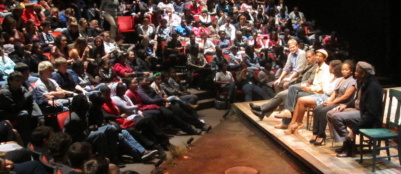 Court Theatre student education program