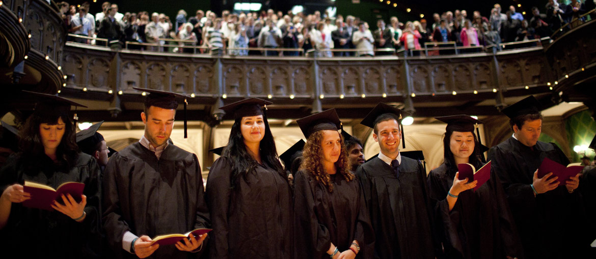 University of Chicago's Harris School graduates