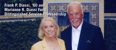 Frank and Marianne Diassi Share the Benefits of Their Success