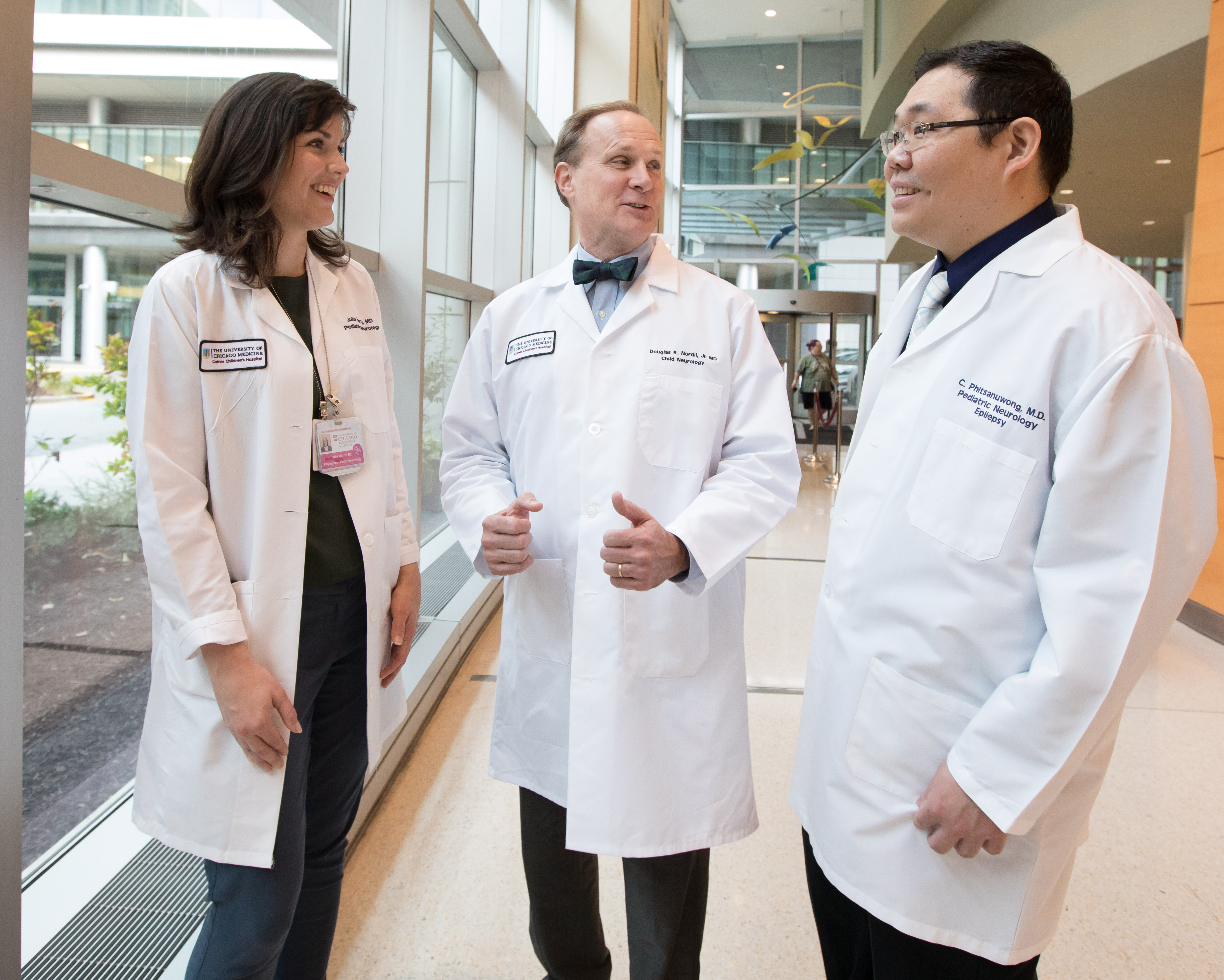 University of Chicago Medicine Comer Children's Hospital