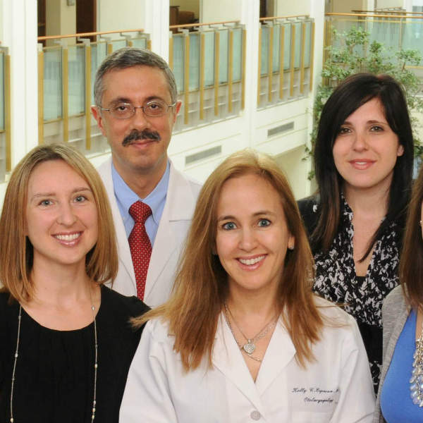 Cochlear Implant Team