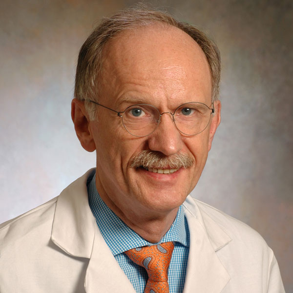 Gerhard Ziemer, MD, PhD