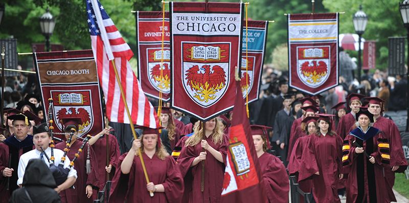 Uchicago Graduation 2020.Convocation The University Of Chicago
