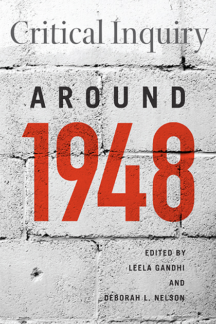around 1948 critical inquiry