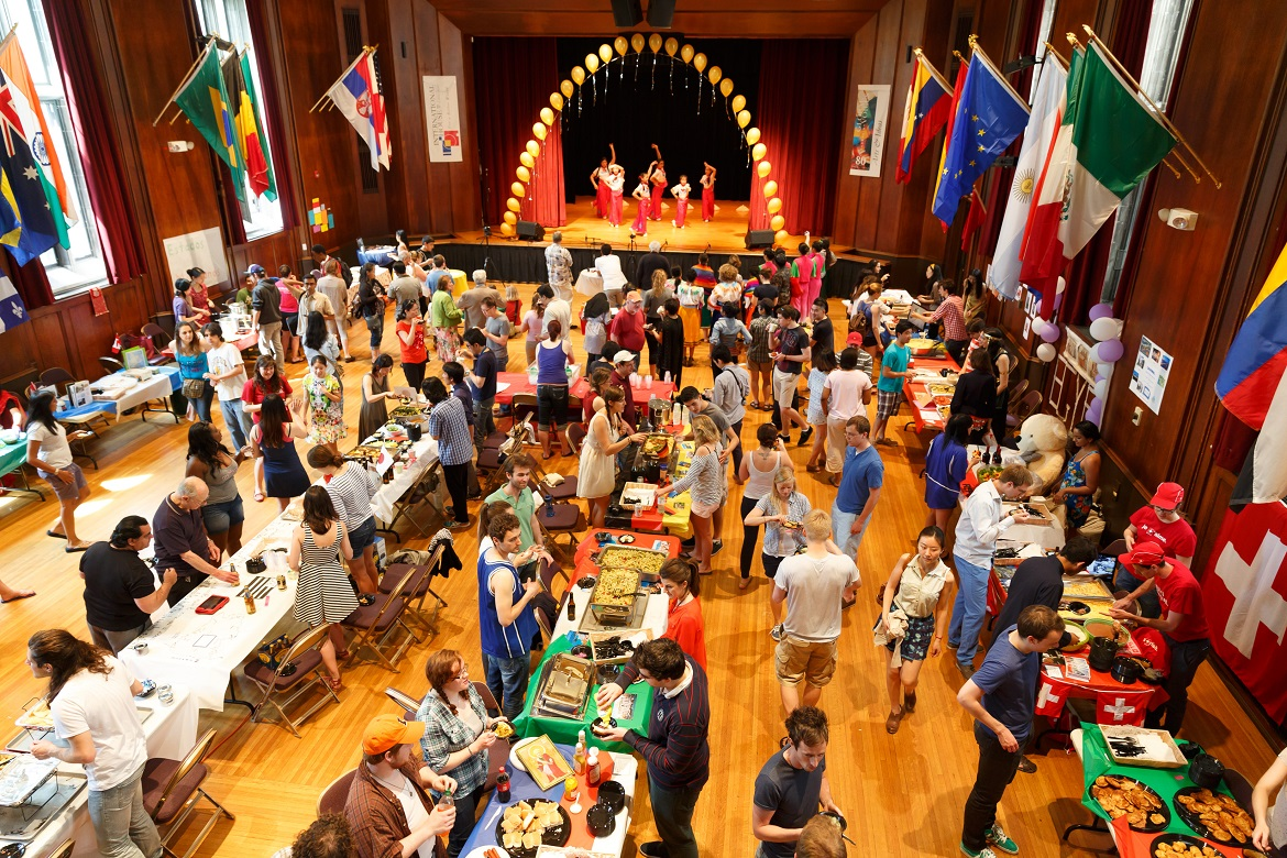 Festival of Nations at International House