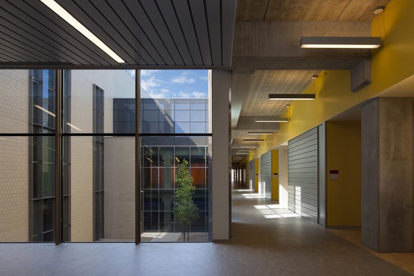 Laboratory schools earl shapiro hall the university of for Interior design staffing agency chicago
