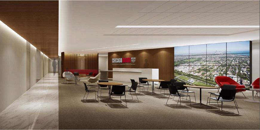 rendering lobby