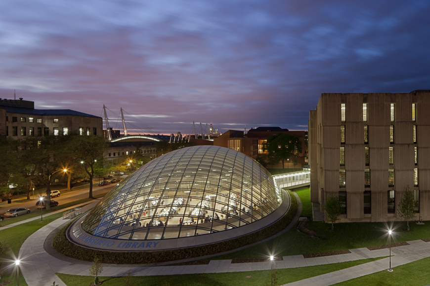 Joe And Rika Mansueto Library The University Of Chicago