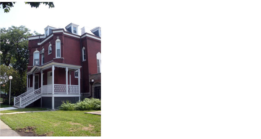 Restoration of Midway Studios Taft House
