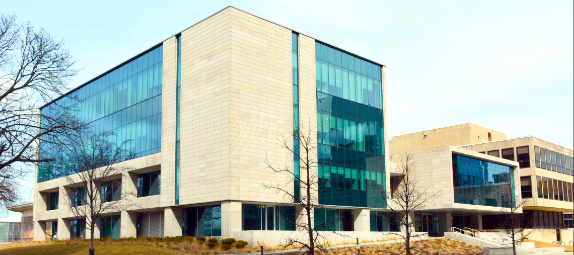 Physics Research Center Prc Building Received The Leed Gold