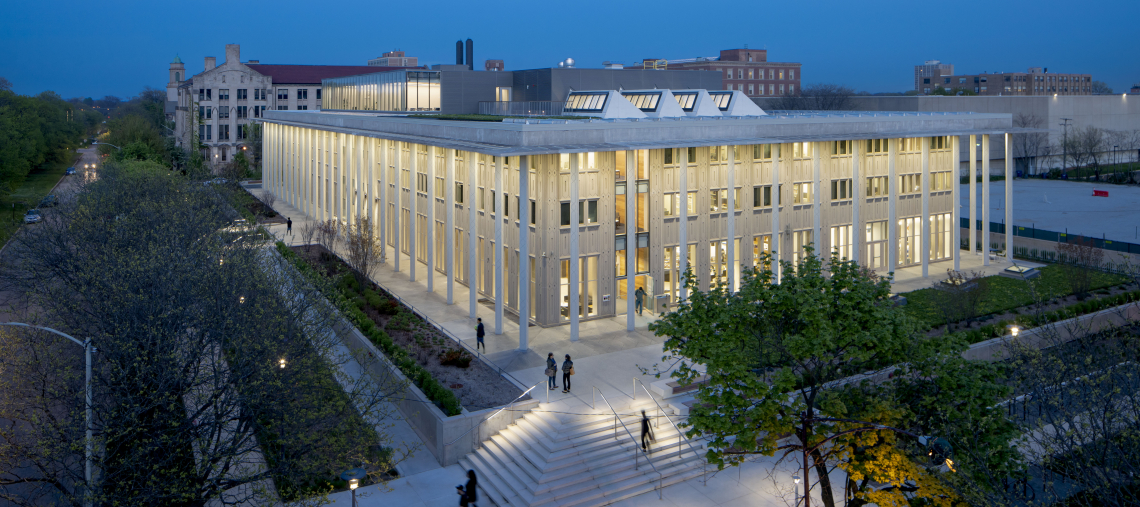 Keller Center – Harris School of Public Policy