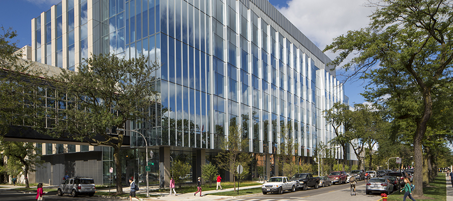 William Eckhardt Research Center