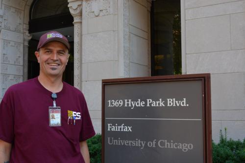 Ivan Jureta, University of Chicago