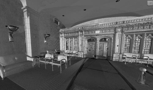 Rosenwald 3D scan