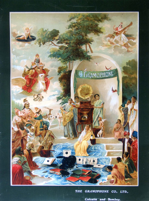 gramaphone company of india history