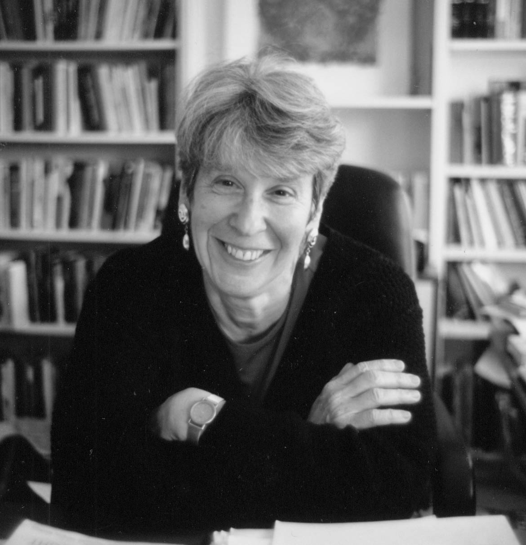 Headshot of Joan Scott