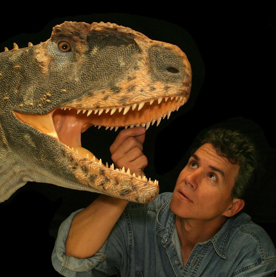 Discoveries | Paul Sereno - Paleontologist | The ...