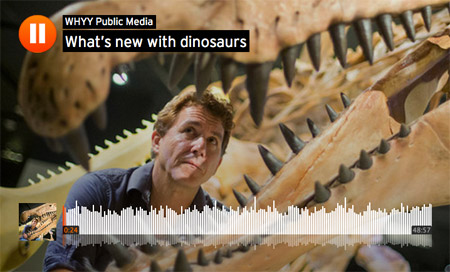What's New with Dinosaurs? Image