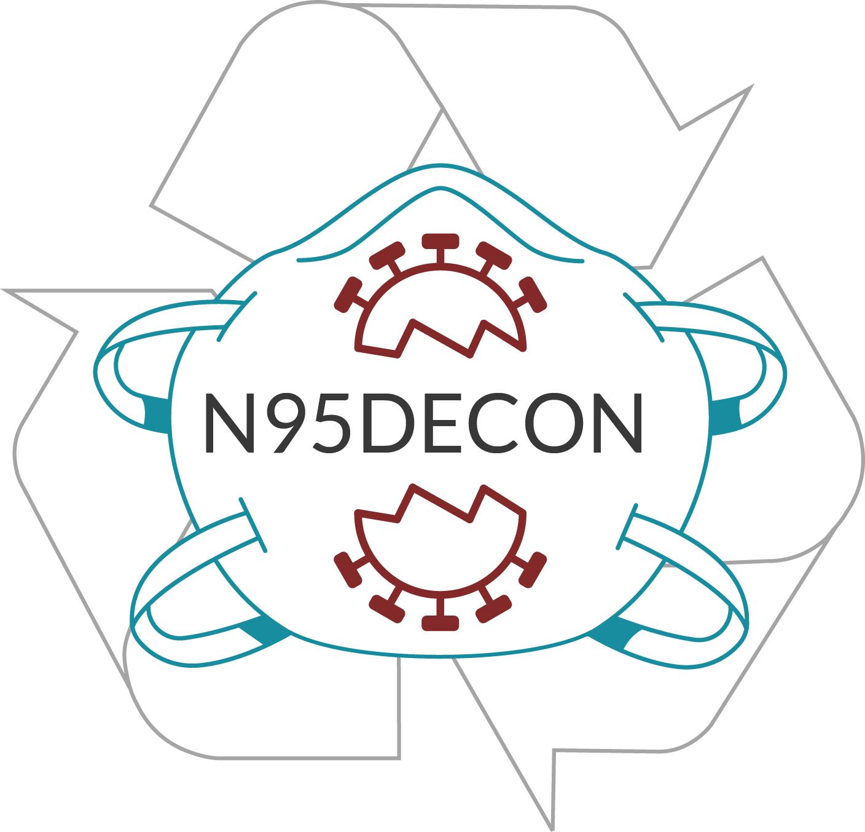 N95 Decon logo