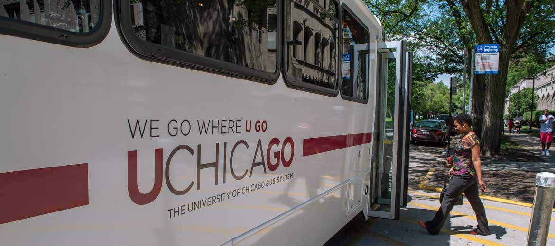 UChicago Shuttle Bus