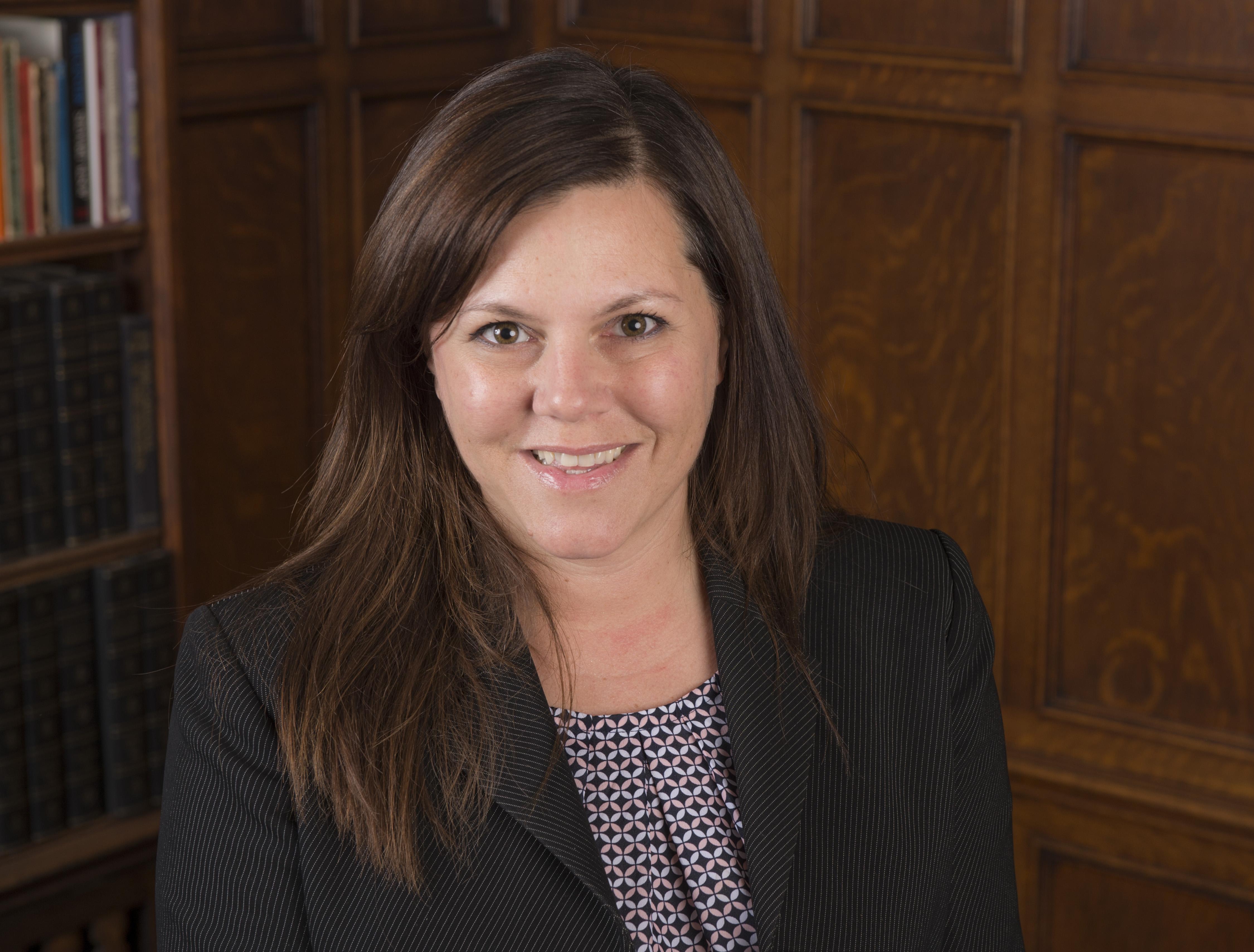 Beth Tindel, Director of Transportation and Parking