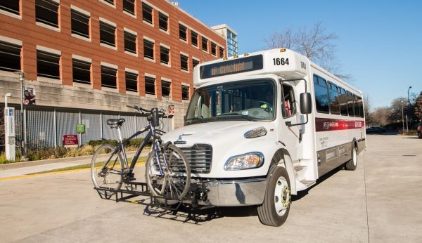 New UGo shuttles now serving campus