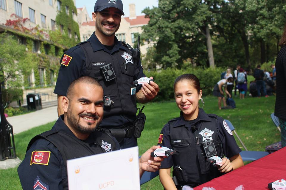 UCPD Officers