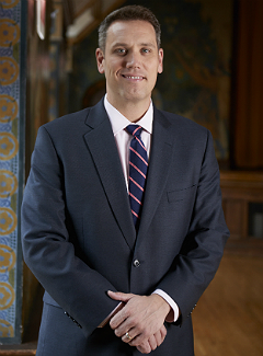 Eric Heath Associate Vice President