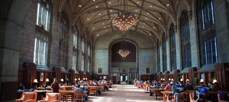 University of Chicago Harper Memorial Library