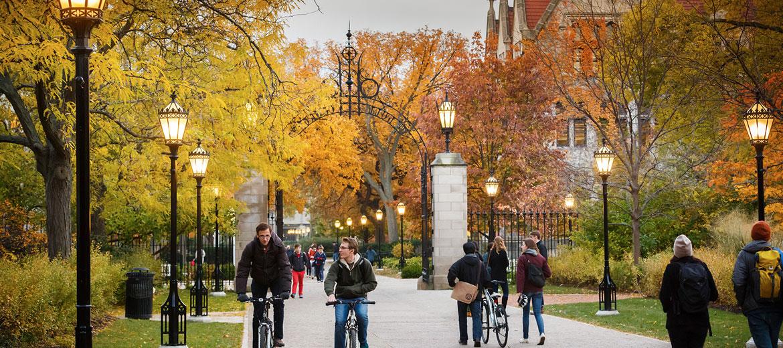University of Chicago Main Quadrangle