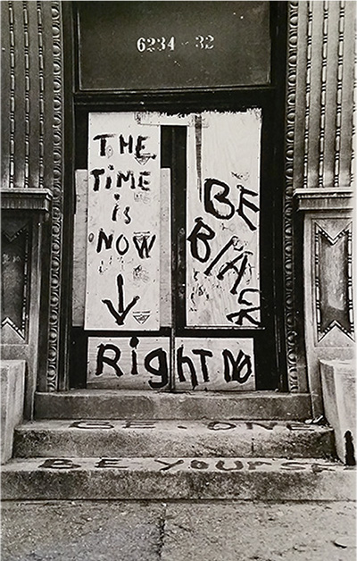 The Time Is Now! Art Worlds of Chicago's South Side, 1960–1980
