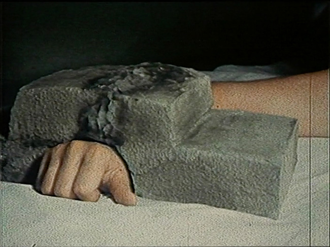 Wolf Vostell, Still from Desastres, 1972