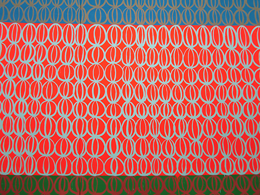 Detail of Chromatic Patterns