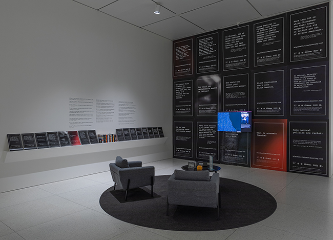 Rick Lowe's Black Wall Street Journey at the Smart Museum