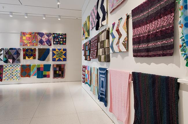 Jayna Zweiman: Welcome Blanket | Smart Museum of Art