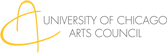 Logo for UChicago Arts Council