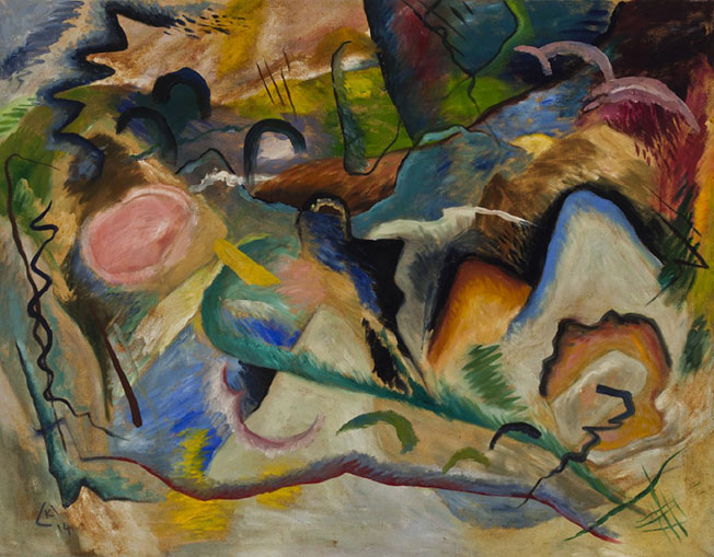 Expressionist Impulses: German and Central European Art, 1890–1990