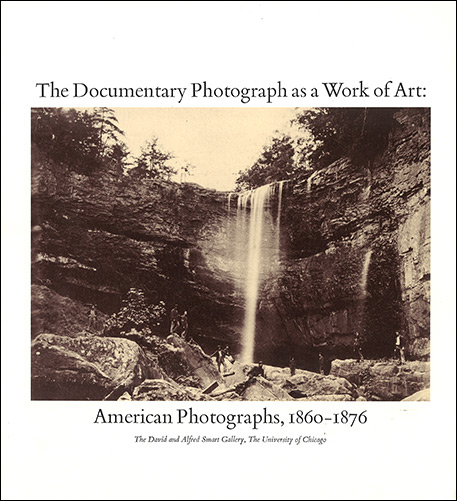 Book cover for The Documentary Photograph as a Work of Art