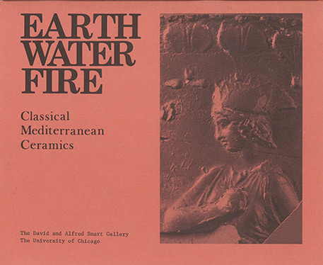 Book cover for Earth, Water, Fire