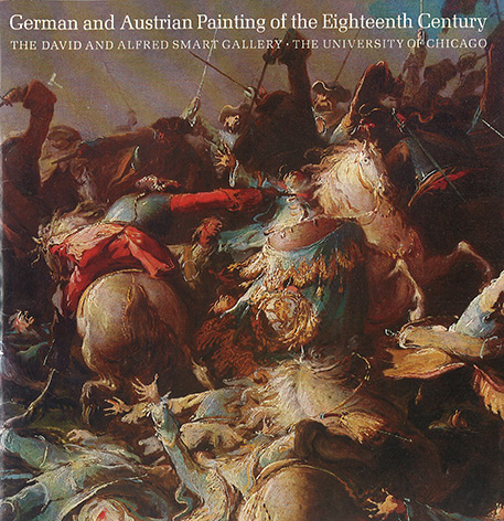 Book cover for German and Austrian Painting of the Eighteenth Century