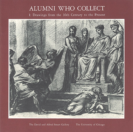 Book cover for Alumni who Collect
