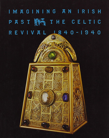 Book cover for Imagining an Irish Past