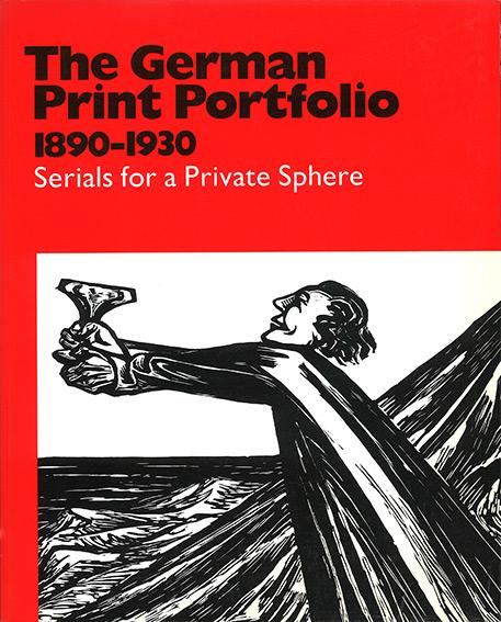 Book cover for the German Print Portfolio